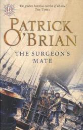 The Surgeon's Mate. Verfolgung im Nebel, englische Ausgabe