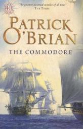 The Commodore. Der Triumph des Kommodore, englische Ausgabe
