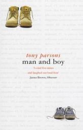 Man and Boy. Männlich, alleinerziehend, sucht . . ., englische Ausgabe