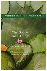 The God of Small Things. Der Gott der kleinen Dinge, engl. Ausgabe