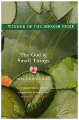 The God of Small Things. Der Gott der kleinen Dinge, engl. Ausgabe