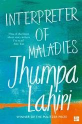 Interpreter of Maladies. Melancholie der Ankunft, englische Ausgabe