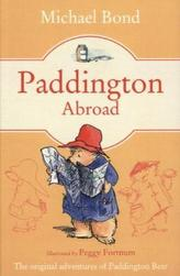 Paddington Abroad. Der kleine Bär macht Ferien, englische Ausgabe