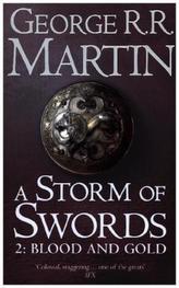 A Storm of Swords. Die Königin der Drachen, englische Ausgabe. Vol.2