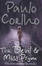 The Devil and Miss Prym. Der Dämon und Fräulein Prym, engl. Ausgabe
