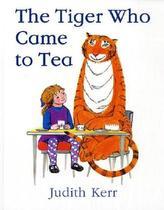 The Tiger Who Came to Tea. Ein Tiger kommt zum Tee, englische Ausgabe