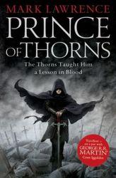 Prince of Thorns. Prinz der Dunkelheit, englische Ausgabe