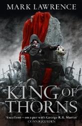 King of Thorns. König der Dunkelheit, englische Ausgabe