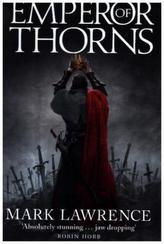 Emperor of Thorns. Kaiser der Dunkelheit, englische Ausgabe