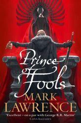 Prince of Fools. Der falsche König, englische Ausgabe