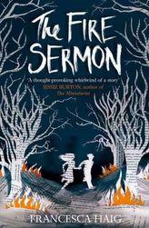 The Fire Sermon. Das Feuerzeichen, englische Ausgabe