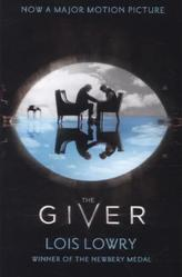 The Giver, Film tie-in edition. Hüter der Erinnerung, englische Ausgabe