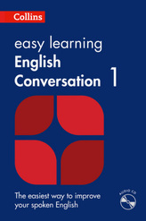 Collins easy learning English Conversation, w. Audio-CD. Vol.1