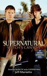 Supernatural: Witch's Canyon, Film Tie-In