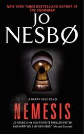 Nemesis. Die Fährte, englische Ausgabe