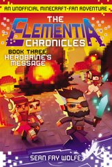 The Elementia Chronicles - Herobrine's Message, Media Tie-in