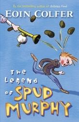 The Legend of Spud Murphy. Tim und das Geheimnis von Knolle Murphy, englische Ausgabe