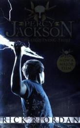 Percy Jackson and the Lightning Thief, Film Tie-In. Diebe im Olymp, englische Ausgabe