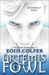 Artemis Fowl, English edition