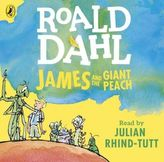 James and the Giant Peach, 3 Audio-CDs