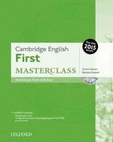 Cambridge English: First Masterclass: Workbook Pack with Key