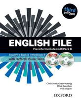 Multipack B, Student's Book B and Workbook B, with iTutor DVD-ROM, iChecker CD-ROM and Oxford Online Skills