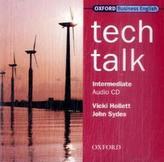 Tech Talk, Intermediate, 1 Audio-CD
