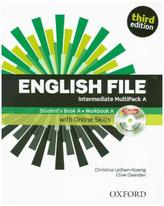 Multipack A, Student's Book A and Workbook A, with iTutor DVD-ROM and Online Skills