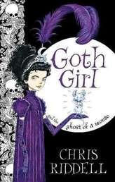 Goth Girl and the ghost of a mouse. Ada von Goth und die Geistermaus, englische Ausgabe