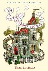 The Mysterious Benedict Society. Die geheime Benedict-Gesellschaft, englische Ausgabe