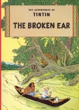 The Adventures of Tintin - The Broken Ear