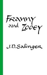 Franny and Zooey. Franny und Zooey, englische Ausgabe