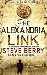 The Alexandria Link. Patria, englische Ausgabe