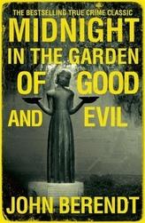 Midnight in the Garden of Good and Evil. Mitternacht im Garten von Gut und Böse, englische Ausgabe