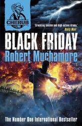 Cherub - Black Friday. Top Secret - Die neue Generation - Die Rivalen, englische Ausgabe