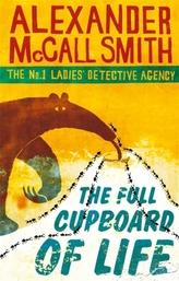 The Full Cupboard of Life. Ein Fallschirm für Mma Ramotswe, englische Ausgabe