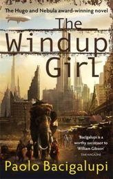 The Windup Girl. Biokrieg, englische Ausgabe