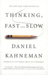 Thinking, Fast and Slow. Schnelles Denken, langsames Denken, englische Ausgabe .