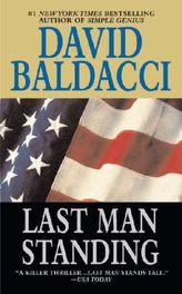 Last Man Standing. Der Abgrund, englische Ausgabe