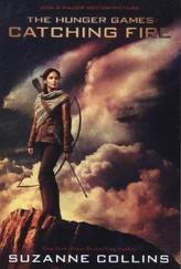 The Hunger Games - Catching Fire, Tie-in Edition. Die Tribute von Panem - Gefährliche Liebe, Tie-in Edition, englische Ausgabe