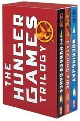The Hunger Games Trilogy, 3 Vols.. Die Tribute von Panem, englische Ausgabe