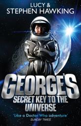 George's Secret Key to the Universe. Der geheime Schlüssel zum Universum, englische Ausgabe