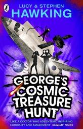 George's Cosmic Treasure Hunt. Die unglaubliche Reise ins Universum, englische Ausgabe