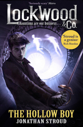 Lockwood & Co: The Hollow Boy. Lockwood & Co. - Die Raunende Maske, englische Ausgabe