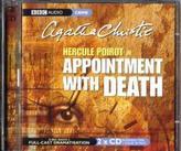 Appointment with Death, 2 Audio-CDs. Der Tod wartet, 2 Audio-CDs, englische Version