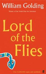 Lord of the Flies. Herr der Fliegen, engl. Ausg.