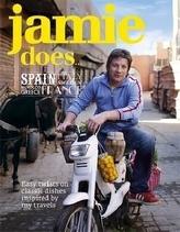 Jamie does ... Spain, Italy, Sweden, Morocco, Greece, France. Jamie unterwegs, englische Ausgabe