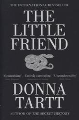 Little Friend. Der kleine Freund, englische Ausgabe