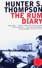 The Rum Diary, English edition