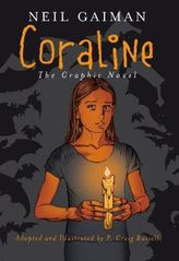 Coraline, English edition, The Graphic Novel